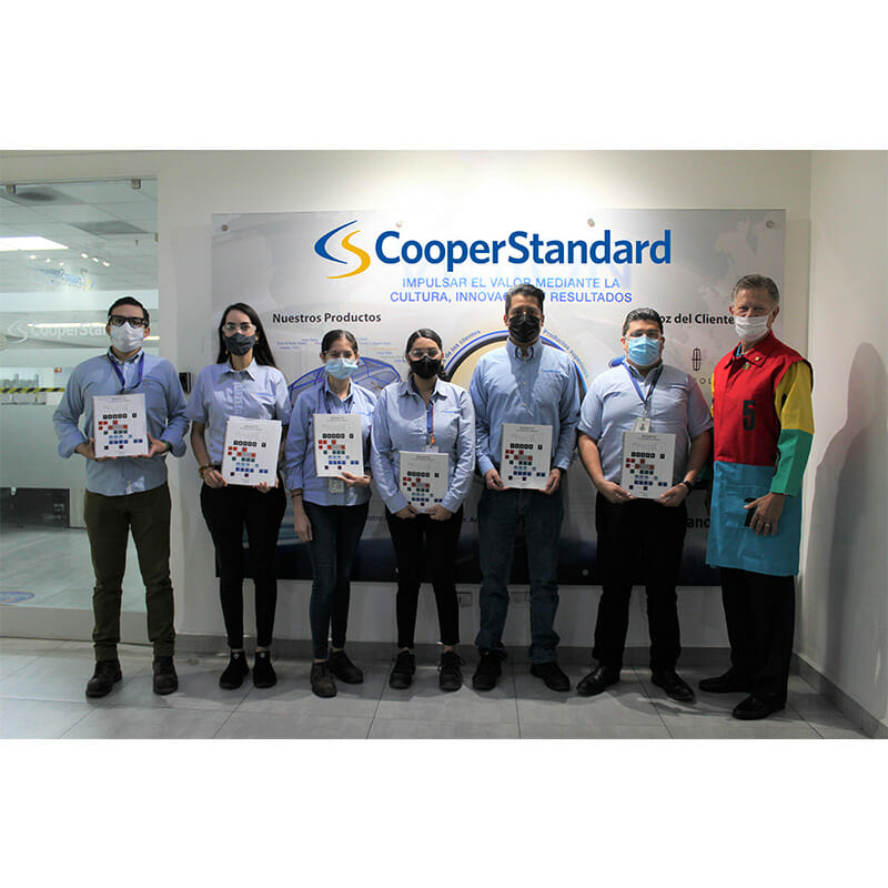 cooper standard lean